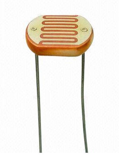 Light Dependent Resistor แยกเดี่ยว