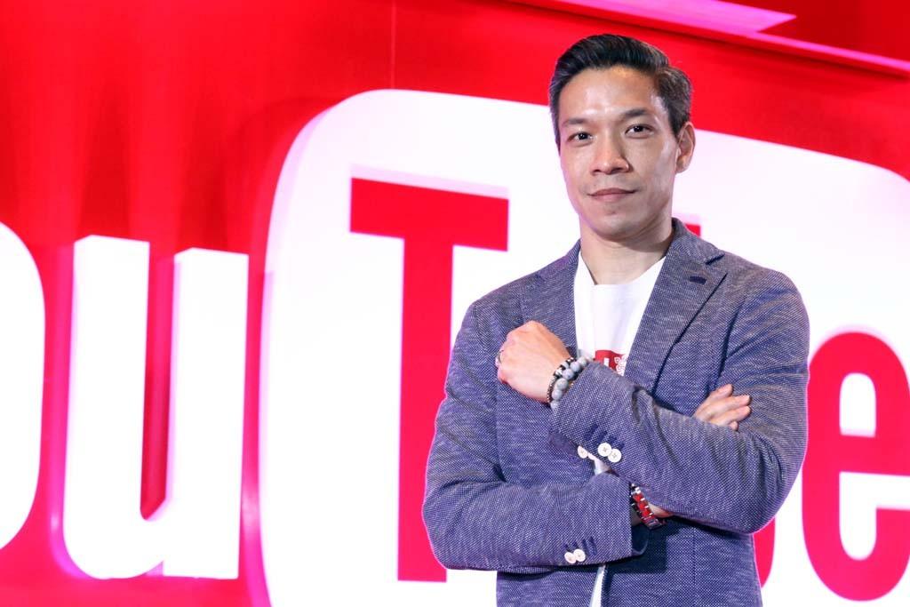 อริยะ พนมยงค์ หัวหน้าฝ่ายธุรกิจ กูเกิล ประเทศไทย
