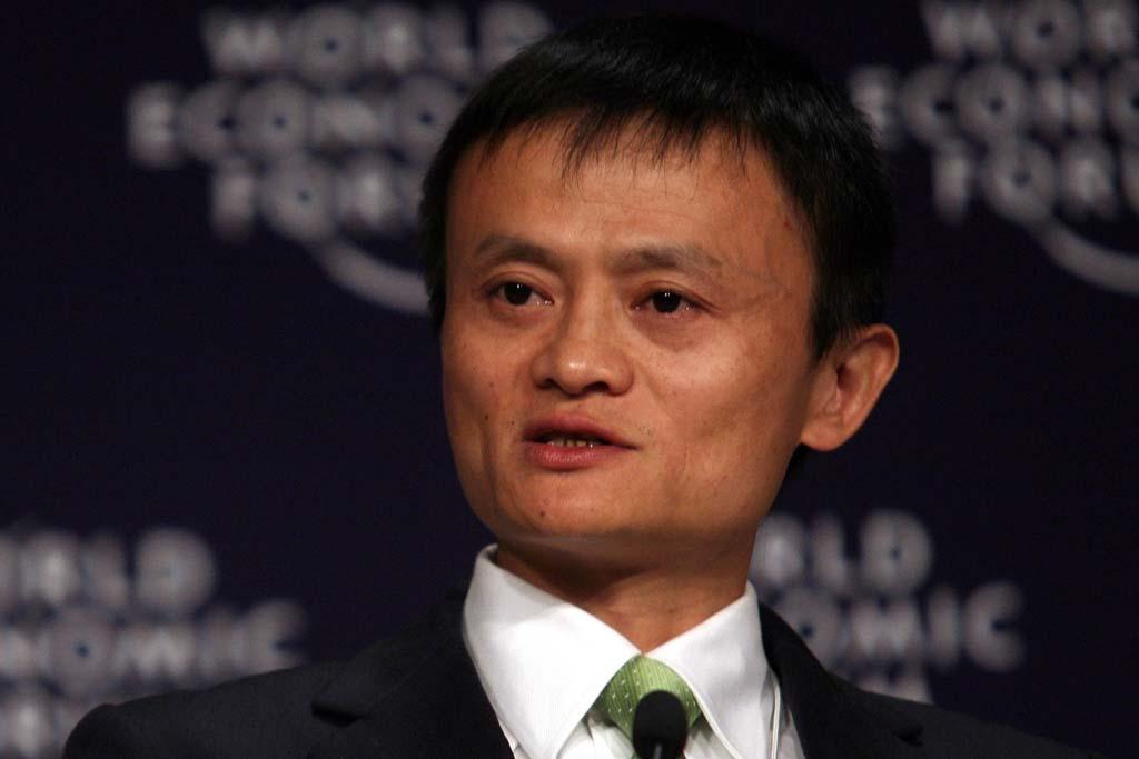 แจ๊ค หม่า เศรษฐีไอทีจีน ผู้นำอีคอมเมิร์ซจีนเข้าสู่ตลาดหุ้นนิวยอร์ก