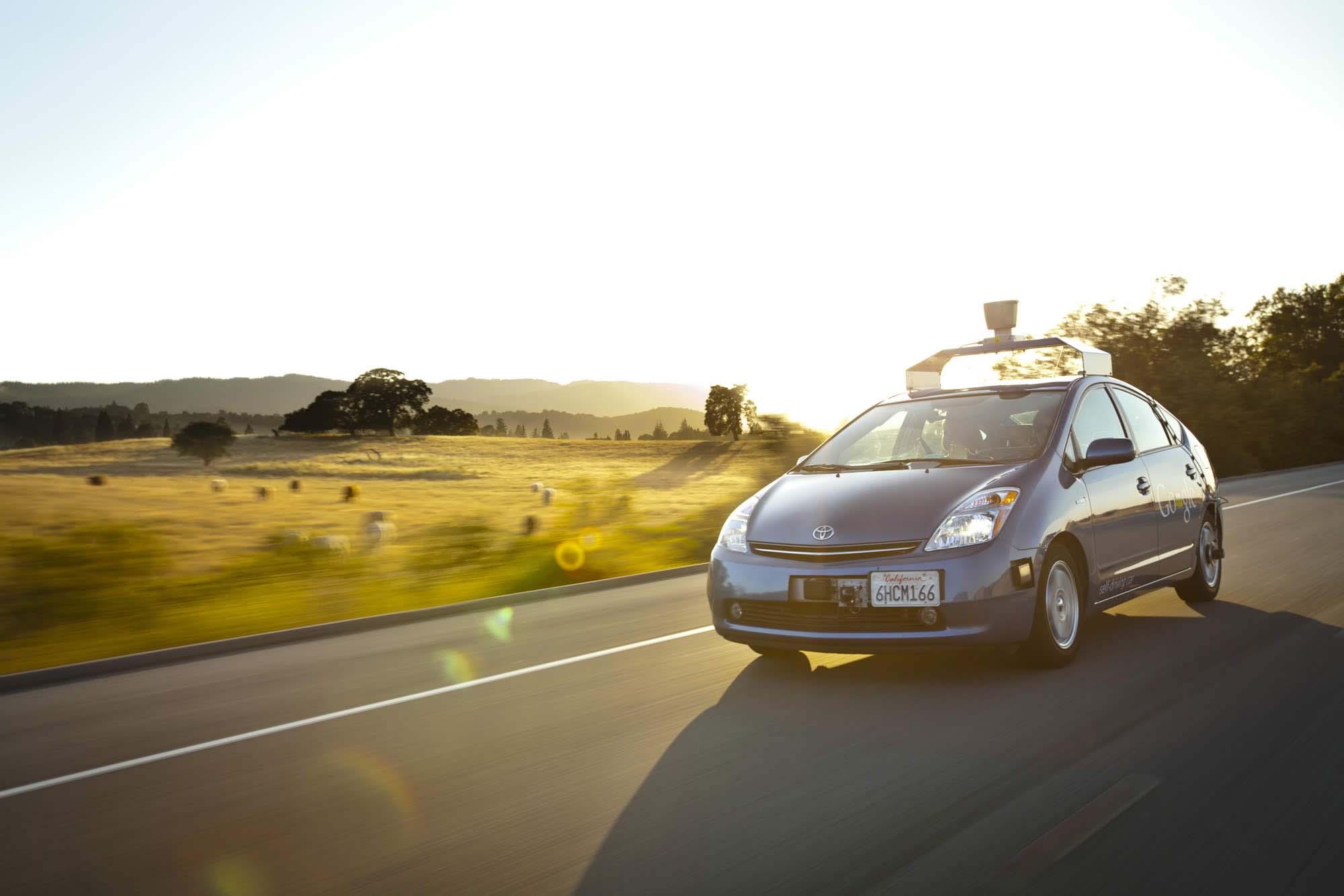 Google Prius
