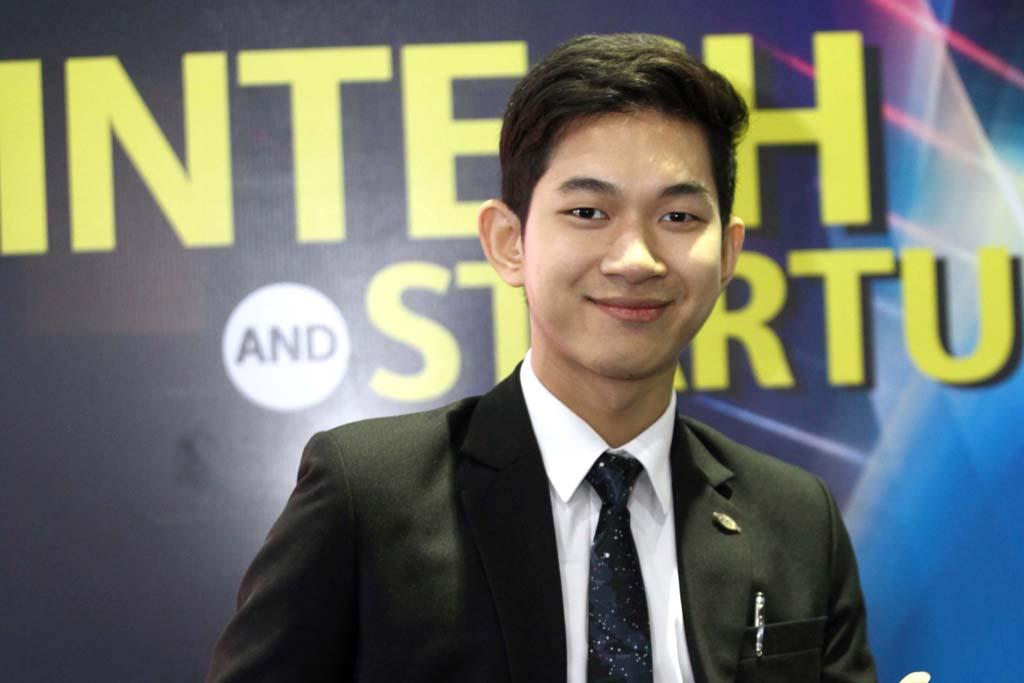 พลเดช อนันชัย  Chief Financial Officer ของ Everex Thailand