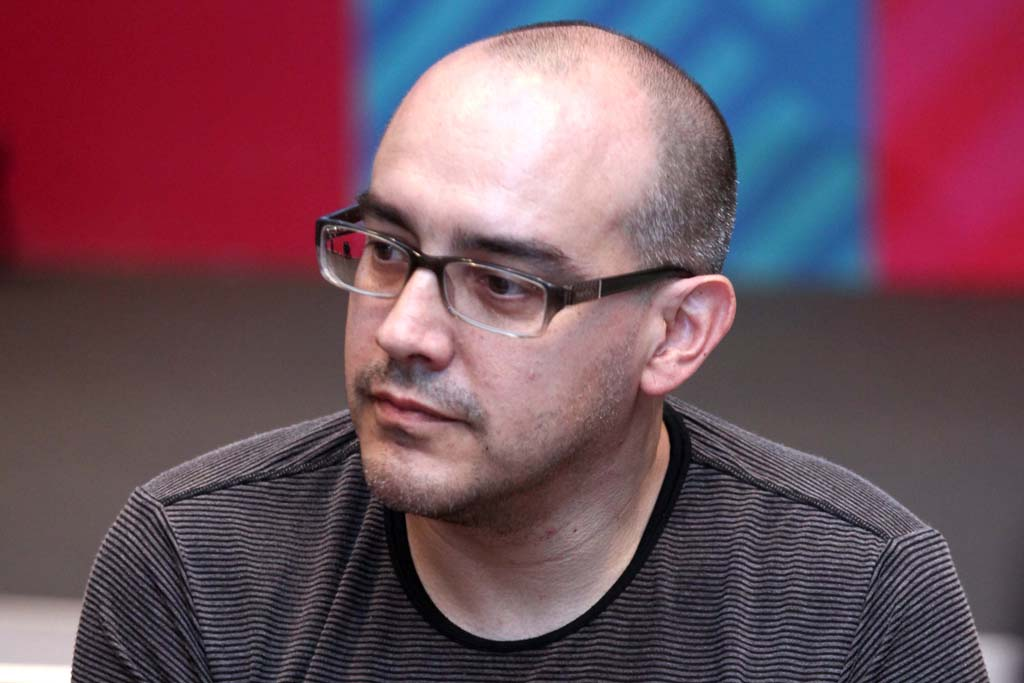 Dave McClure  ผู้ก่อตั้งและผู้บริหารกองทุน 500 Startups