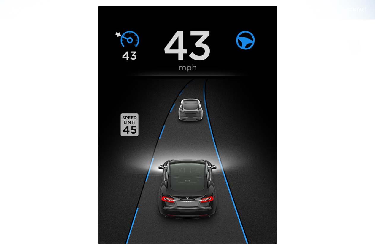 ระบบจะคำนวณเวลาที่จะไปถึงรถคันหน้าจากความเร็วของรถ จากนั้นจะเร่งหรือลดความเร็วอัตโนมัติ เพื่อปรับระยะห่างและคงเวลาถึงรถคันหน้าตามที่ผู้ขับขี่กำหนด