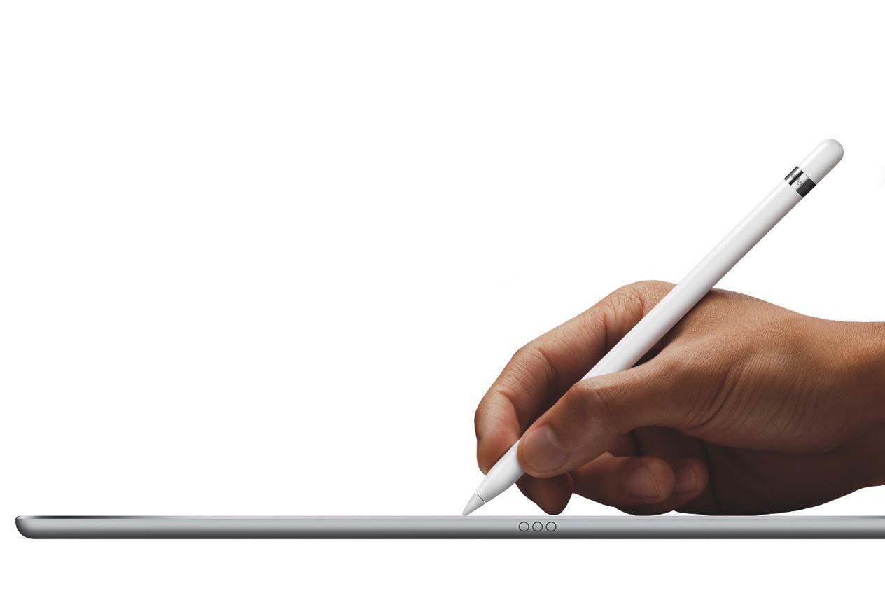 ไม่รู้จะเรียกว่ากลืนน้ำลายตัวเองดีหรือไม่ หลังจากที่ Apple เปิดตัว  iPad Pro พร้อม Pencil ปากกาสไตลัสที่ Steve Jobs เกลียดนักหนา