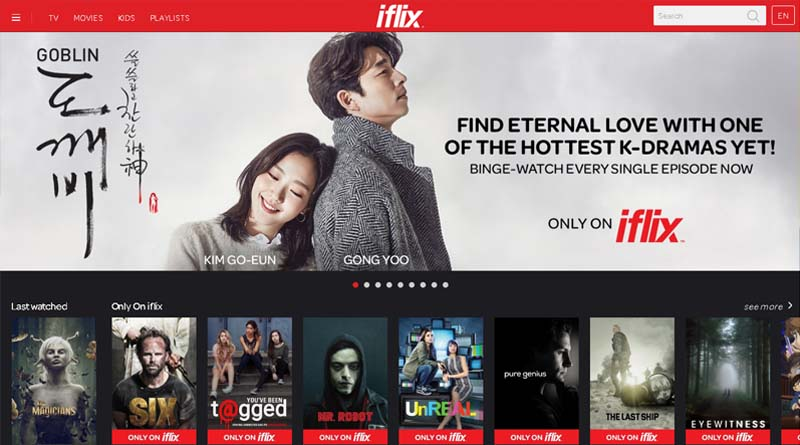 iflix-Video-Streamin
