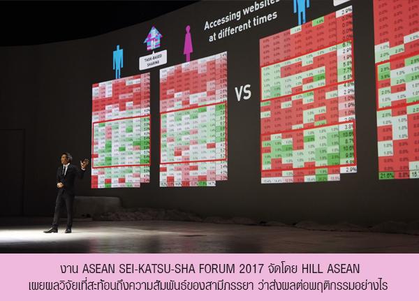 ASEAN SEI-KATSU-SHA FORUM 2017