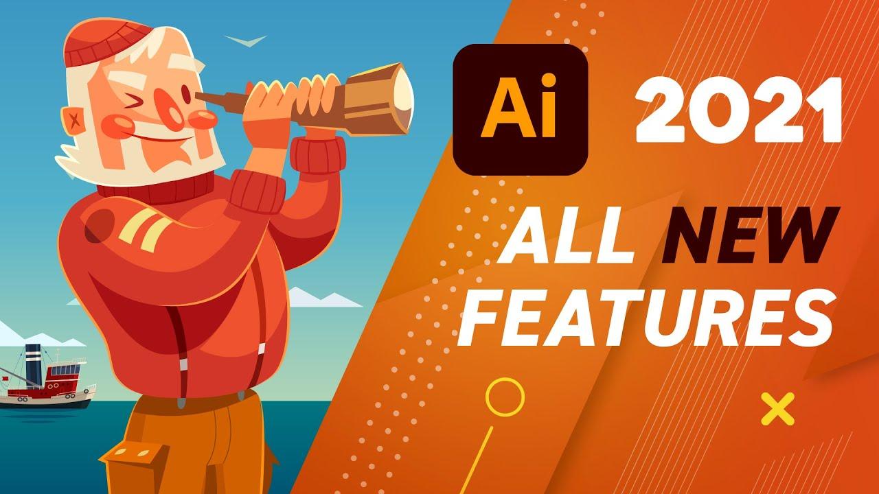 เปิดตัว Adobe Illustrator 2021 สำหรับคอมฯ และอีกรุ่นบน iPad - digital Age  Magazine